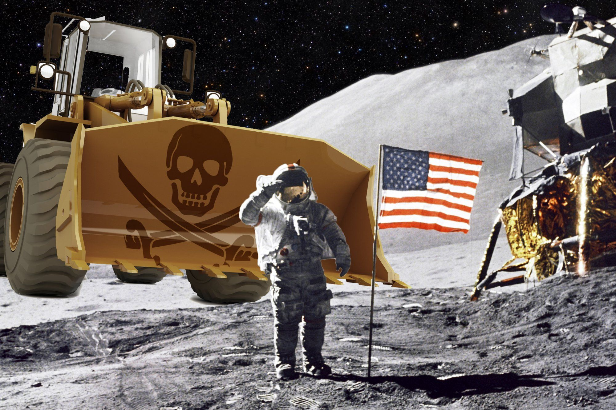 the potential of space mining