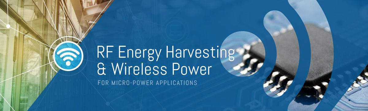 micropower energy harvesting