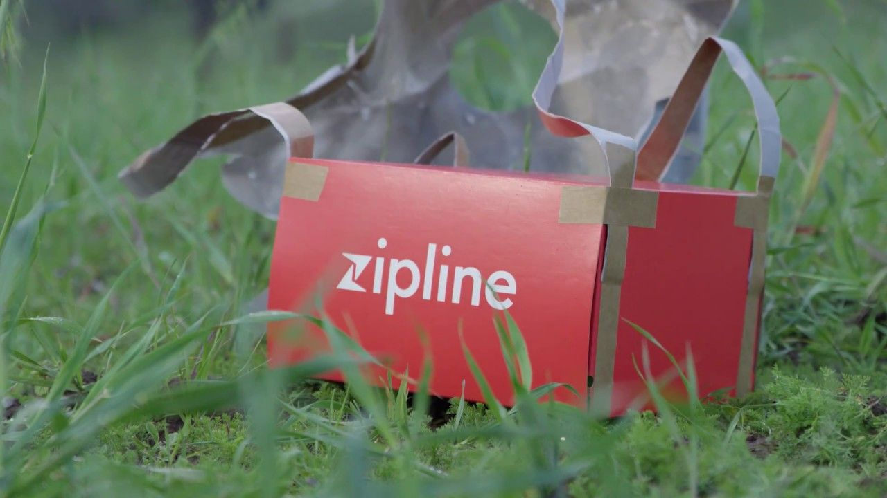 Zipline S Bigger Faster Drones Will Deliver Blood In The United