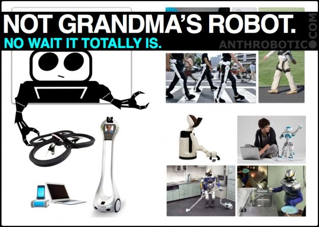 NOT.GRANDMAS.ROBOT.NO.IS
