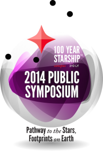logo for the symposium transparent b
