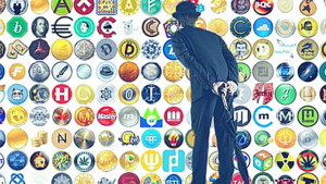 Cryptocurrencies building on each othere