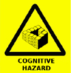 Cognitive Hazard Warning