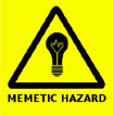 Memetic hazard warning