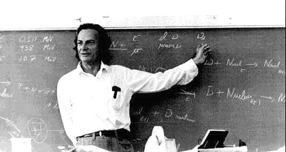 feynman paper Abstract: this collection documents the career of nobel prize winner richard phillips feynman (1918-1988) it contains correspondence.