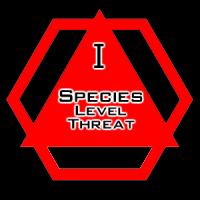 Species Level I Threat Warning