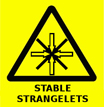 Stable Strangelets Warning